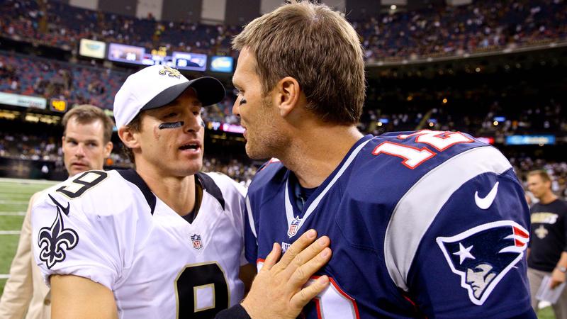 Brady vs Brees