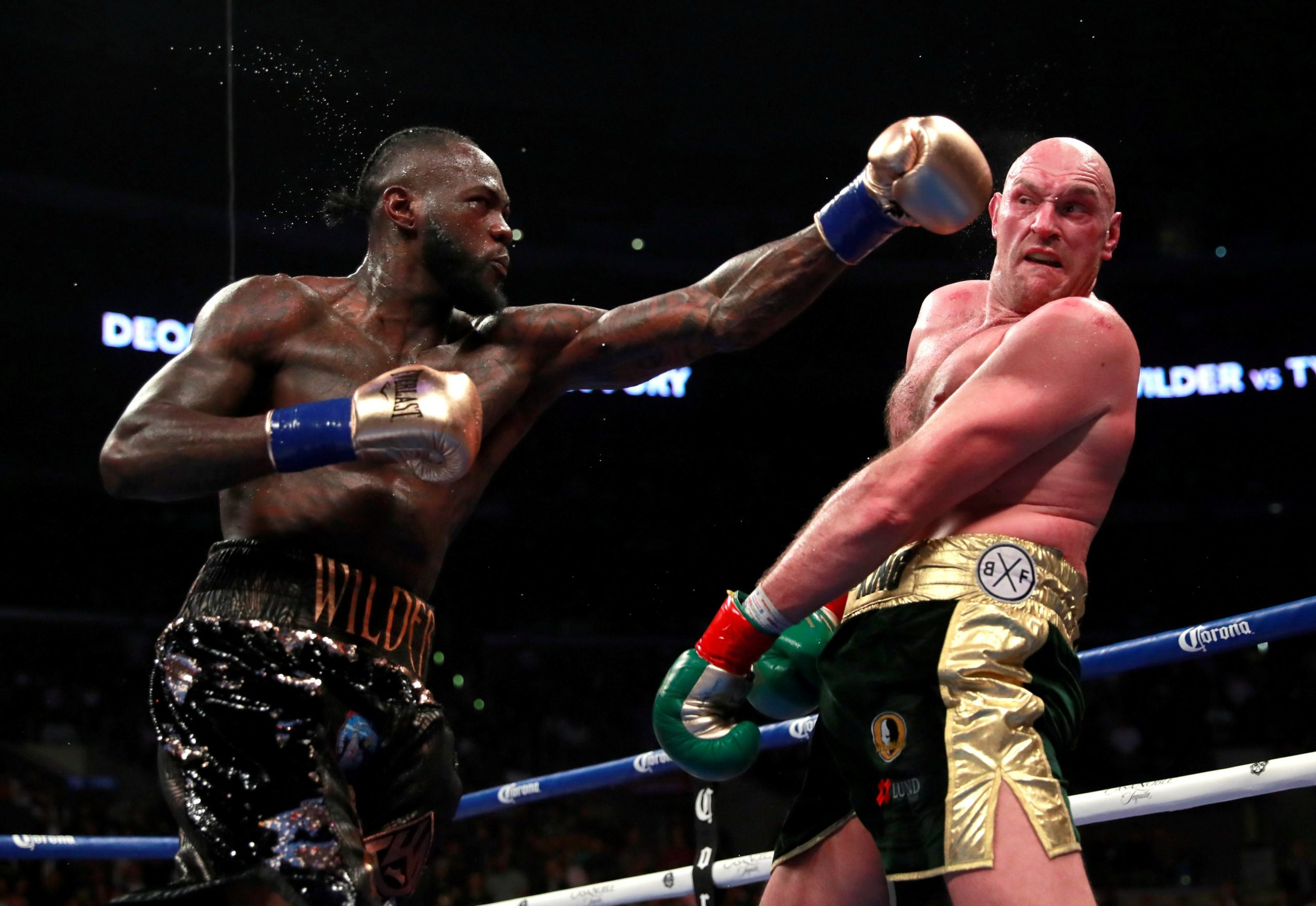 Fury vs Wilder rescheduled