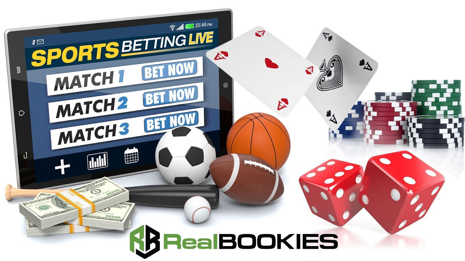 Real Bookies pay per head service