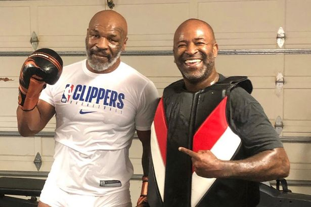 Mike Tyson fight odds 2020