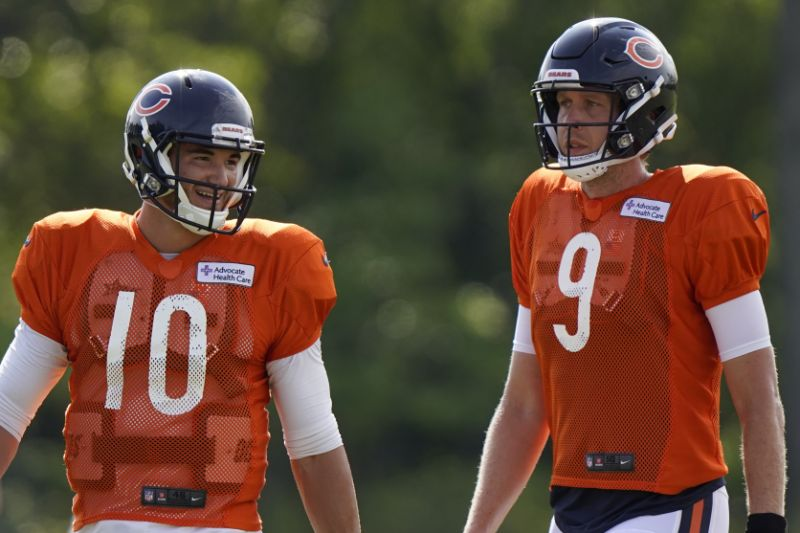 Bears QB situation and season prediction