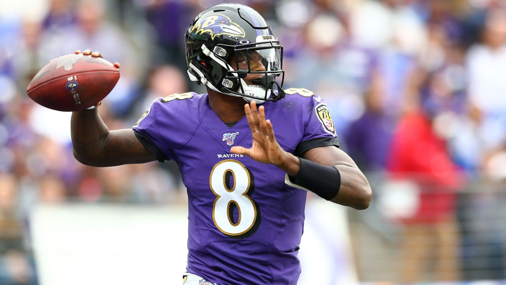 Lamar Jackson and Ravens Odds