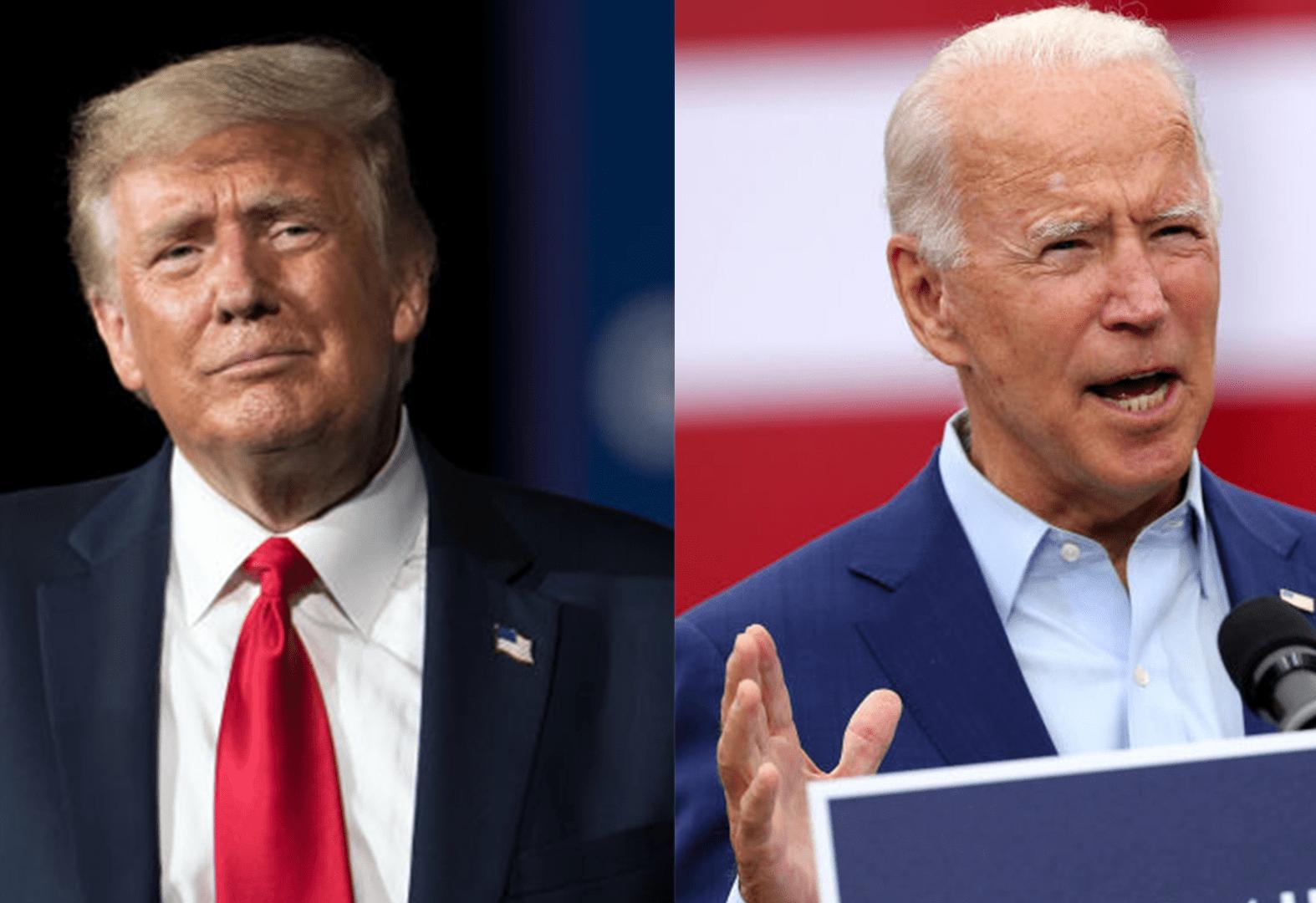 Trump vs Biden exposure at sportsbooks