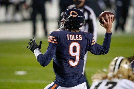 Foles and Bears take on Cousins and Vikes