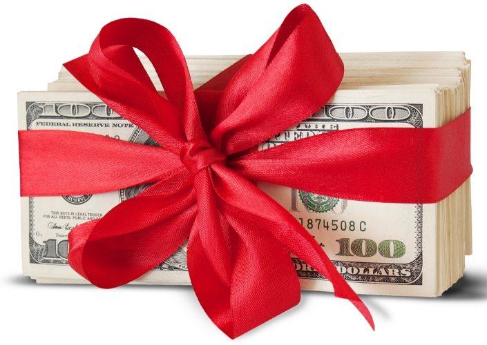 free Christmas bonus from sportsbook