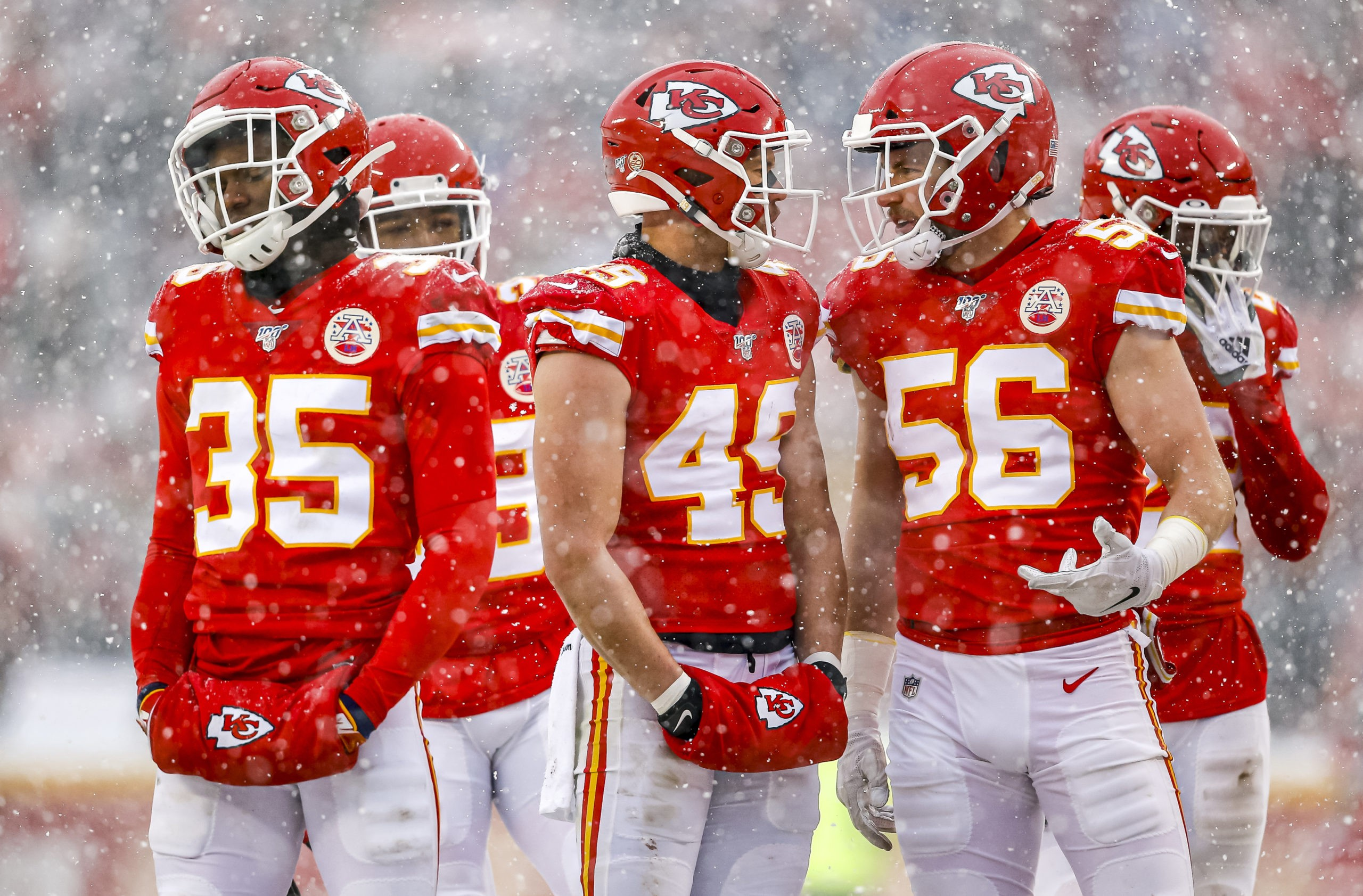 Chiefs Favored to Win Super Bowl