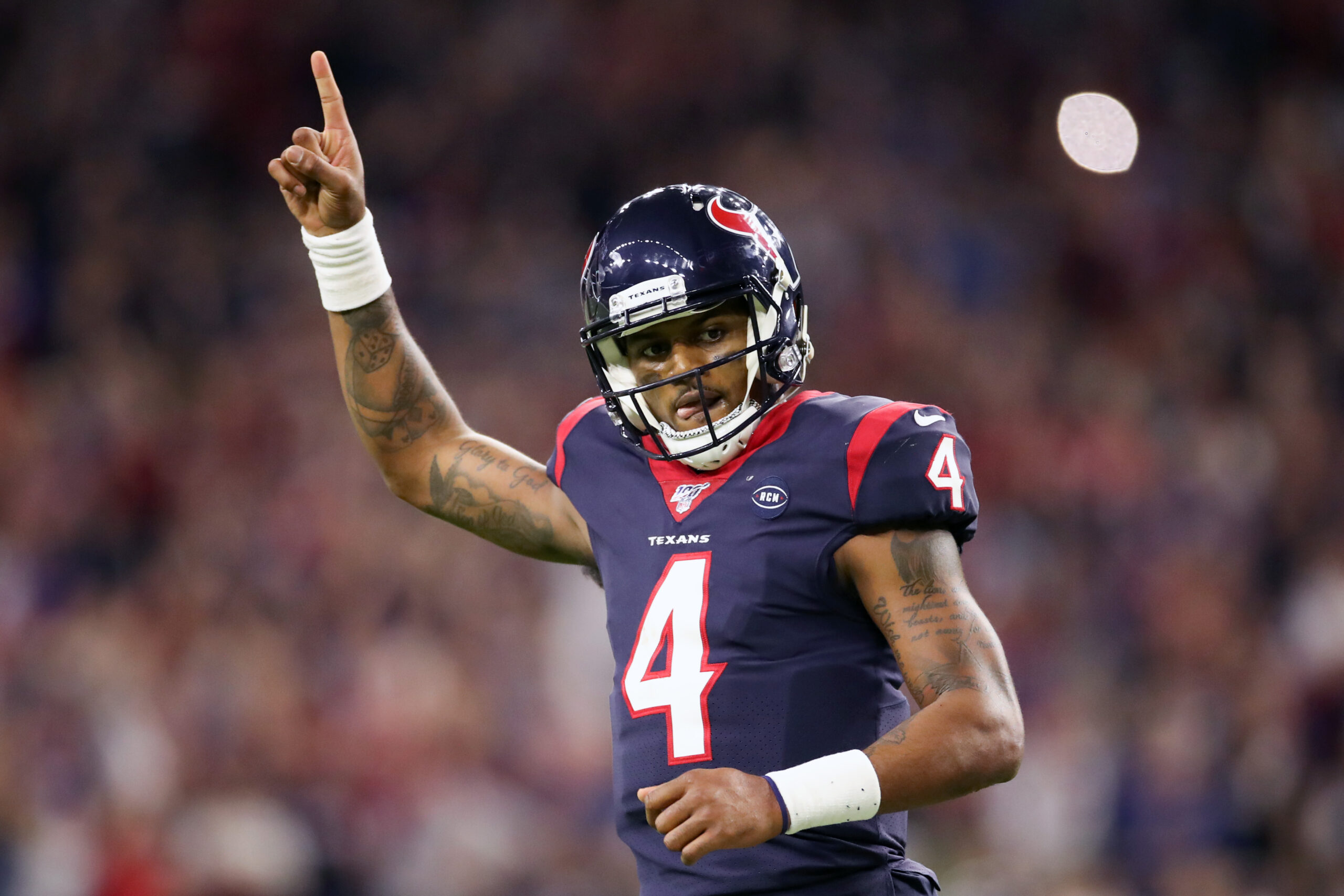 Deshaun next team odds