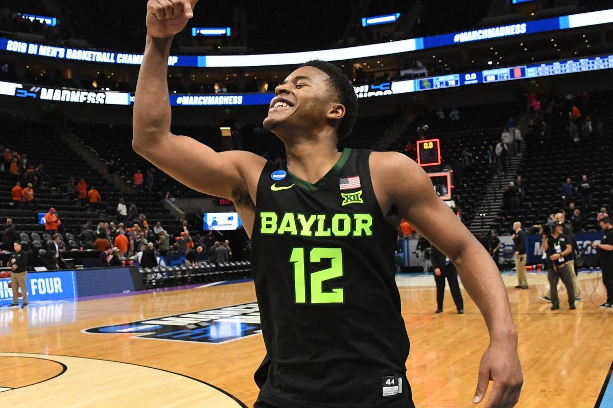 Baylor basketball odds