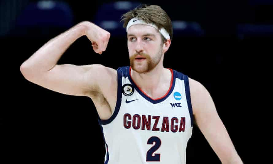 Bet Gonzaga to win it all now