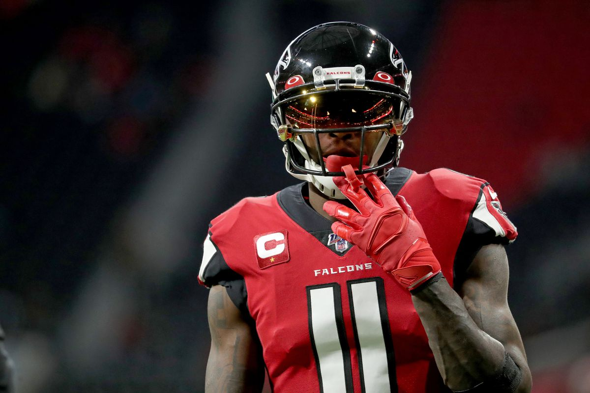 Julio Jones Trade Could Come This Week - WDS Media